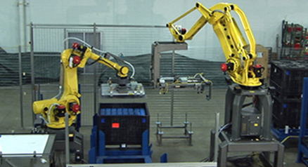 Material Handling Equipment Robotic Material Automation